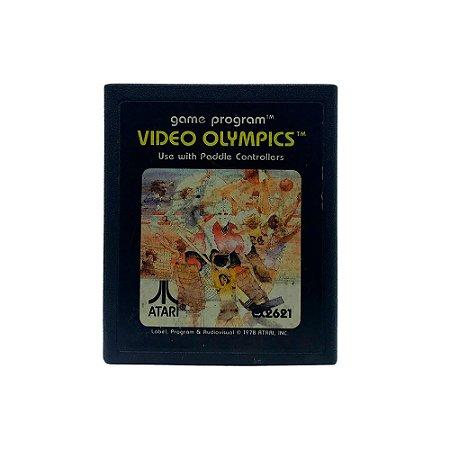 Jogo Video Olympics - Atari