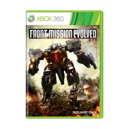 Jogo Front Mission: Evolved - Xbox 360