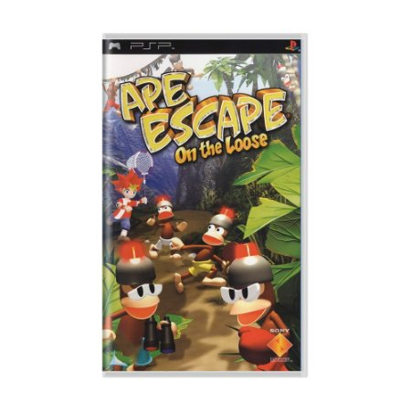 Jogo Ape Escape: On the Loose - PSP