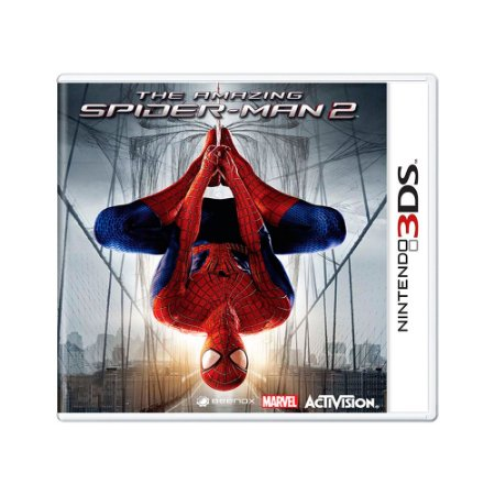 Jogo The Amazing Spider-Man 2 - 3DS