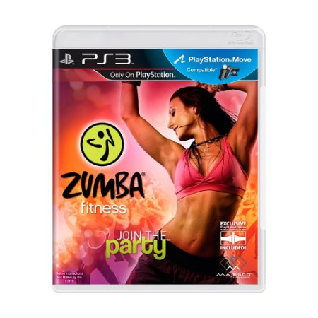 Jogo Zumba Fitness: Join the Party - PS3