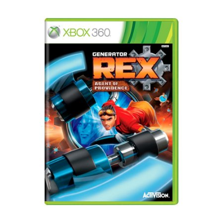 Jogo Generator Rex: Agent of Providence - Xbox 360