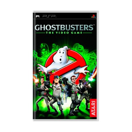Jogo Ghostbusters: The Video Game - PSP