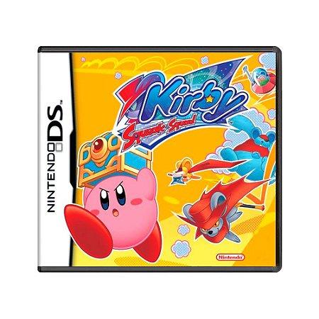 Jogo Kirby: Squeak Squad - DS