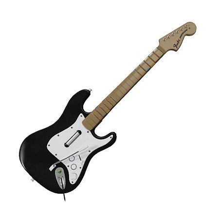 Guitarra Rock Band com fio - Xbox 360