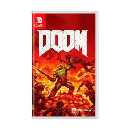 Jogo Doom - Switch