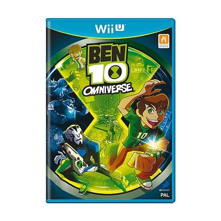 Jogo Ben 10: Omniverse - Wii U