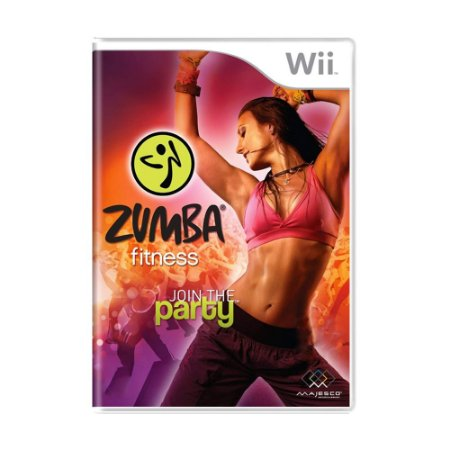 Jogo Zumba Fitness: Join the Party - Wii
