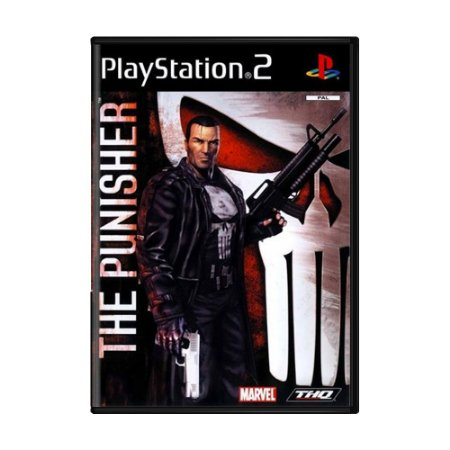 Jogo The Punisher - PS2