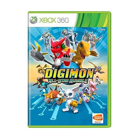 Jogo Digimon All-Star Rumble - Xbox 360