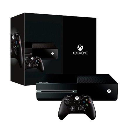 Console Xbox One 500GB (Edição Day One) - Microsoft