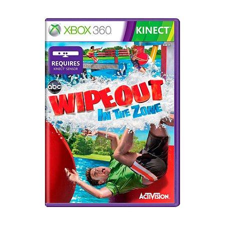 Jogo Wipeout in the Zone - Xbox 360