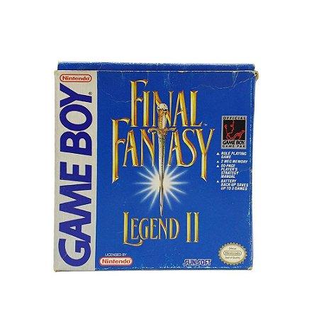 Jogo Final Fantasy Legend II - GBC
