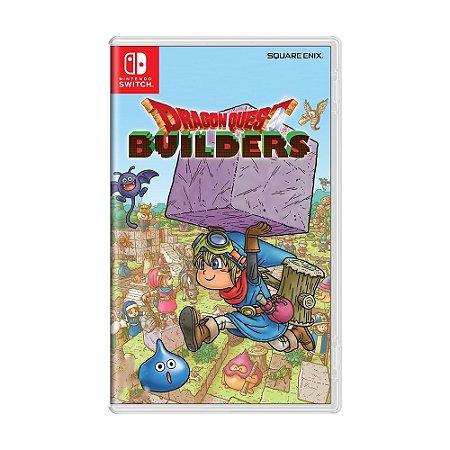 Jogo Dragon Quest Builders - Switch