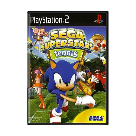 Jogo Sega Superstars Tennis - PS2