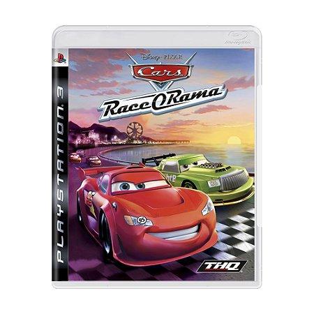 Jogo Cars Race-O-Rama - PS3