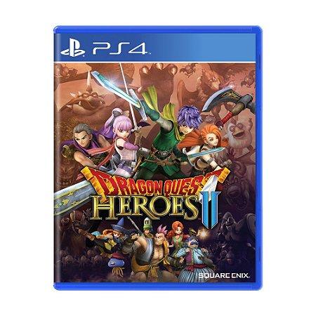 Jogo Dragon Quest Heroes II - PS4
