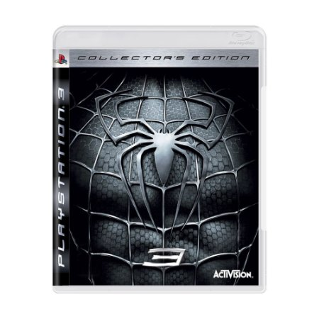 Jogo Spider-man 3 (Collector's Edition) - PS3