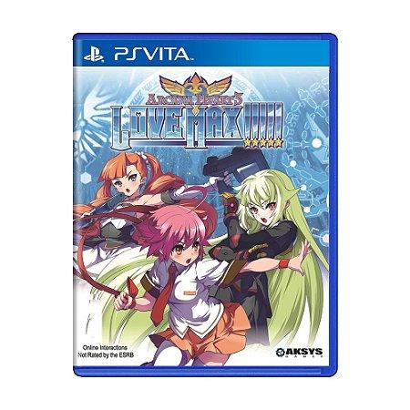 Jogo Arcana Heart 3: Love Max!!!! - PS Vita