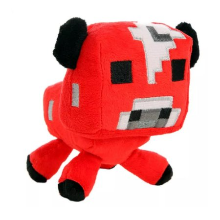 Boneco de pelúcia Mojang Minecraft: Baby Mooshroom