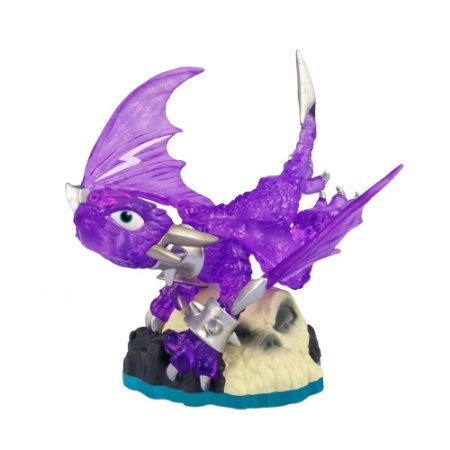 Boneco Skylanders Swap Force: Phantom Cynder