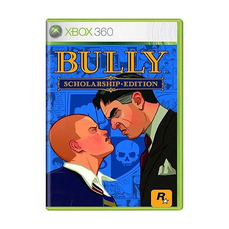 Jogo Bully: Scholarship Edition - Xbox 360