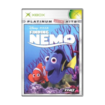 Jogo Finding Nemo - Xbox