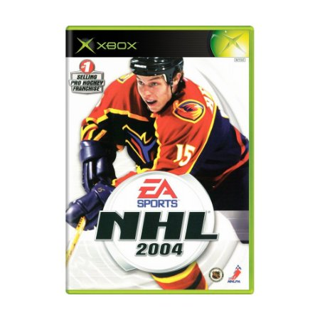 Jogo NHL 2004 - Xbox