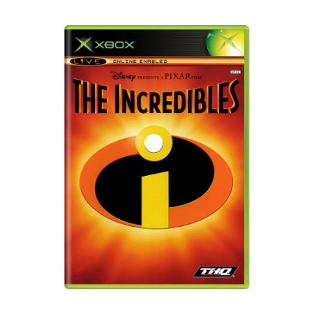 Jogo The Incredibles - Xbox