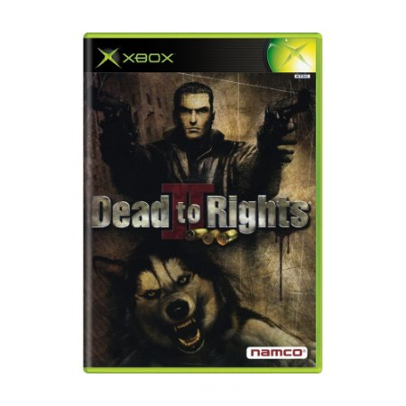 Jogo Dead to Rights II - Xbox