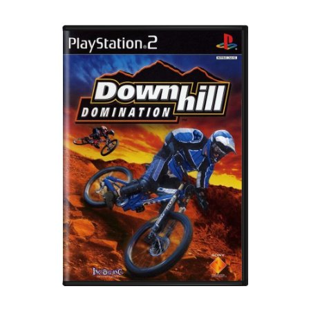 Jogo Downhill Domination - PS2
