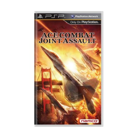Jogo Ace Combat: Joint Assault - PSP