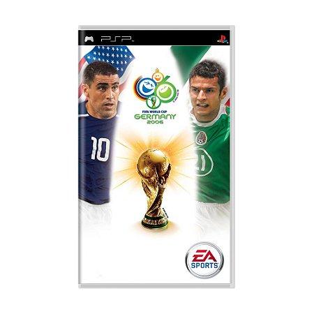 Jogo 2006 FIFA World Cup - PSP