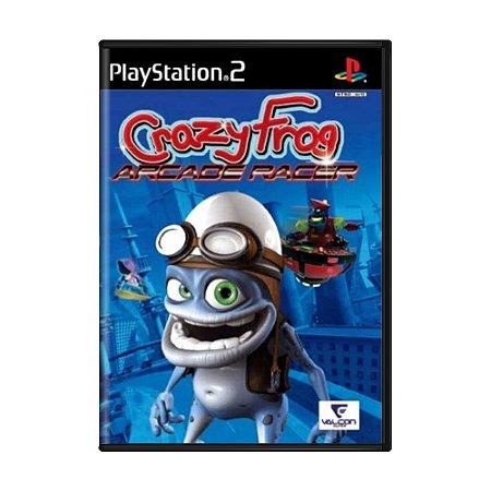 Jogo Crazy Frog Arcade Racer - PS2