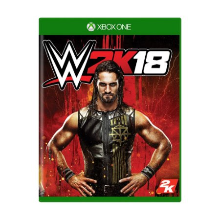 Jogo WWE 2K18 - Xbox One
