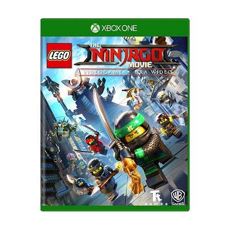 Jogo LEGO Ninjago Movie Video Game - Xbox One