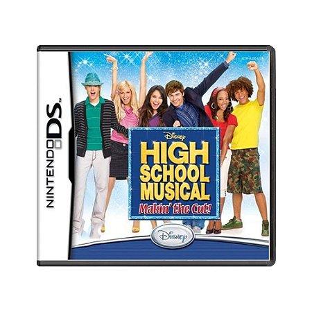 Jogo Disney High School Musical: Makin' the Cut! - DS