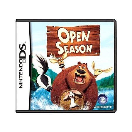 Jogo Open Season - DS