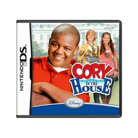 Jogo Cory in the House - DS