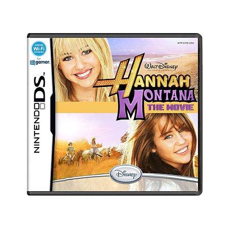 Jogo Hannah Montana: The Movie - DS