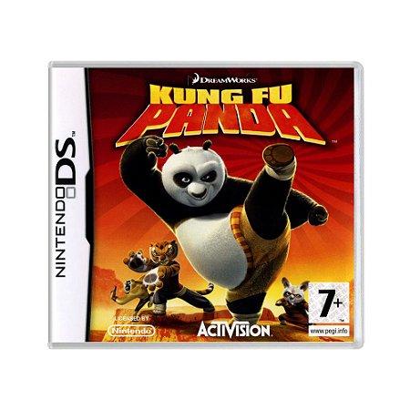Jogo Kung Fu Panda - DS (Europeu)