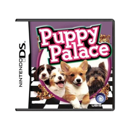 Jogo Puppy Palace - DS