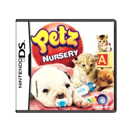 Jogo Petz: Nursery - DS