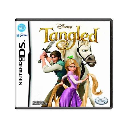 Jogo Disney Tangled - DS