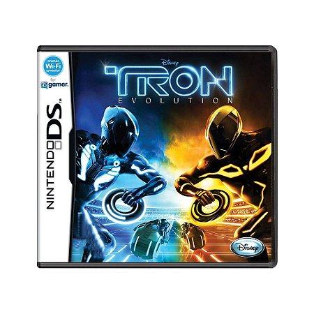 Jogo TRON: Evolution - DS
