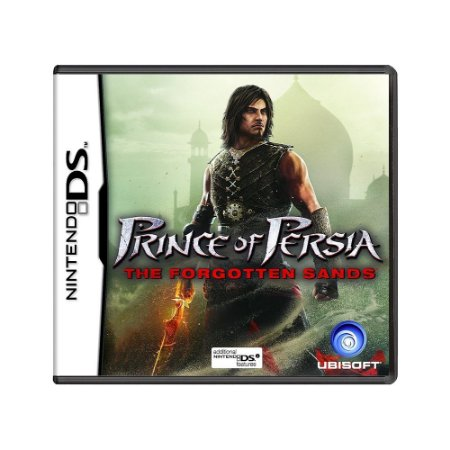 Jogo Prince of Persia: The Forgotten Sands - DS