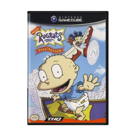 Jogo Rugrats: Royal Ransom - GameCube