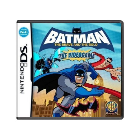 Jogo Batman: The Brave and the Bold The Videogame - DS