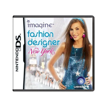 Jogo Imagine: Fashion Designer New York - DS