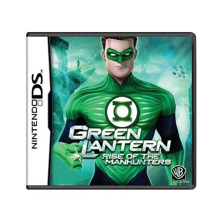 Jogo Green Lantern: Rise of the Manhunters - DS